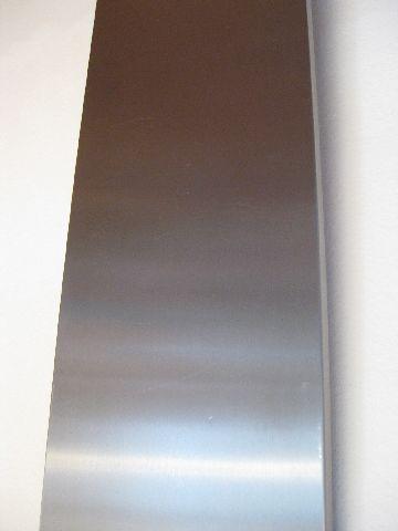 arbeitsplatte neu tischplatte 164 1x47 cm edelstahl cns. Black Bedroom Furniture Sets. Home Design Ideas
